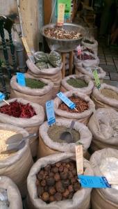 Market grains Israel