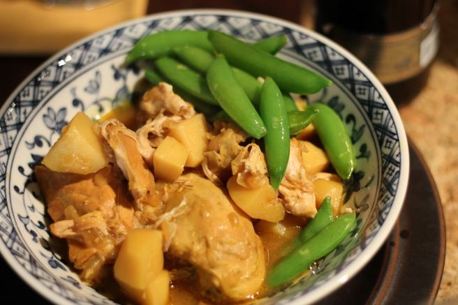 Braised Curried Chicken with Star Anise | Lisa and Frances Cook