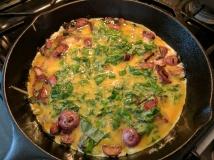 potato basil frittata1