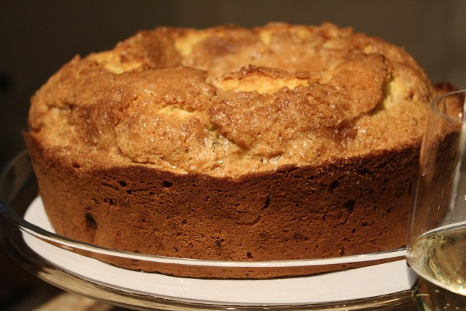 Raisin walnut cake3