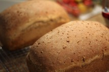 Cracked wheat onion bread6